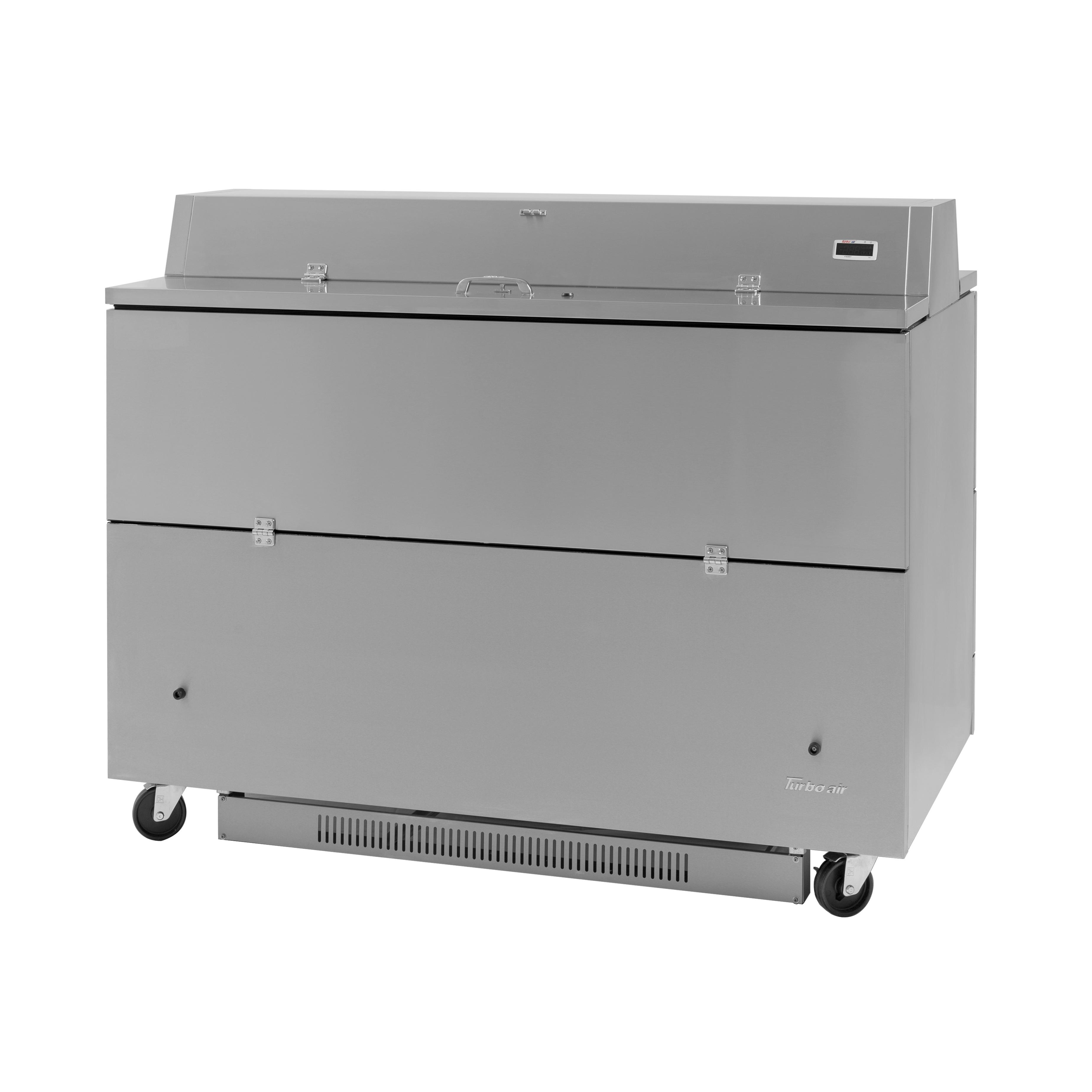 Turbo Air TMKC-58D-SS milk cooler / station
