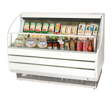 Turbo Air TOM-60SW-N merchandiser, open refrigerated display
