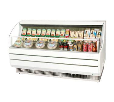 Turbo Air TOM-75SW-N merchandiser, open refrigerated display