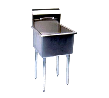 Turbo Air TSA-1MOP sink, (1) one compartment