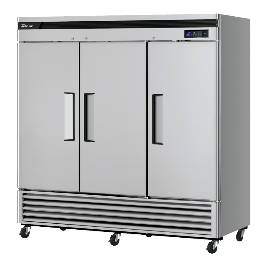 Turbo Air TSF-72SD-N freezer, reach-in