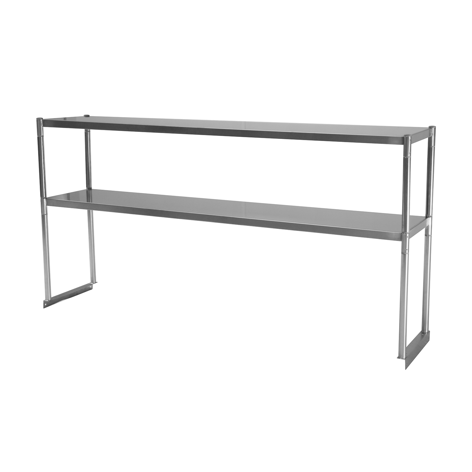 Turbo Air TSOS-6R overshelf, table-mounted