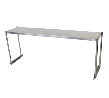 Turbo Air TSOS-P6 overshelf, table-mounted