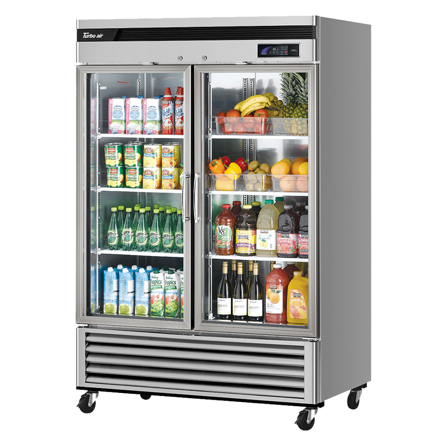 Turbo Air TSR-49GSD-N refrigerator, merchandiser