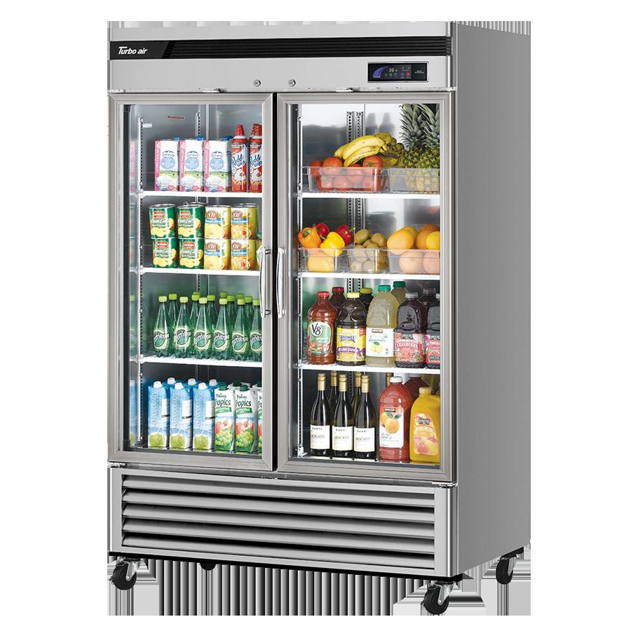 Turbo Air TSR-49GSD-N refrigerator, merchandiser