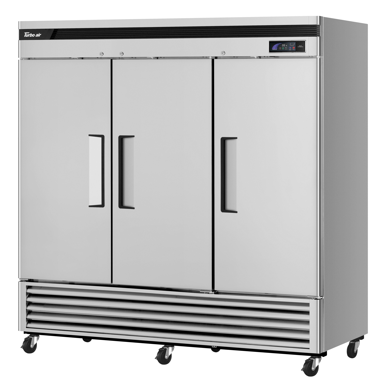 Turbo Air TSR-72SD-N refrigerator, reach-in