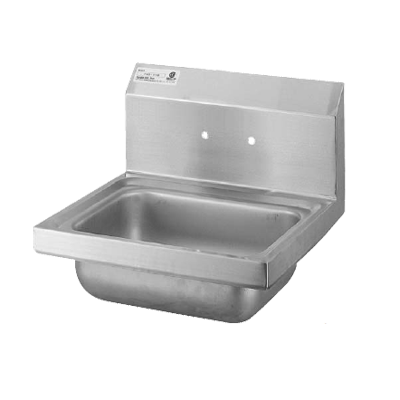 Turbo Air TSS-1-H sink, hand