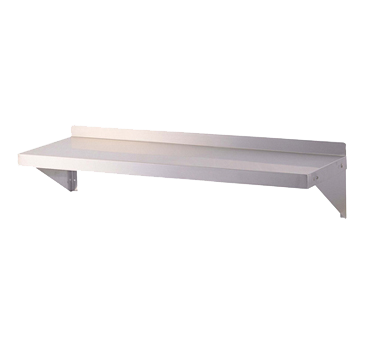Turbo Air TSWS-1296 shelving, wall mounted