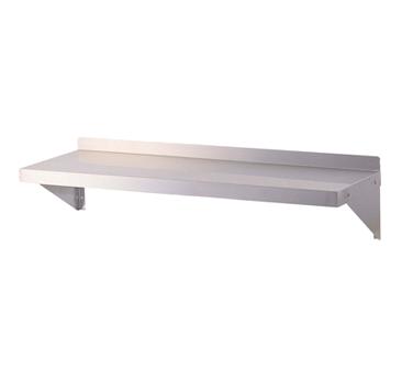 Turbo Air TSWS-1472 shelving, wall mounted