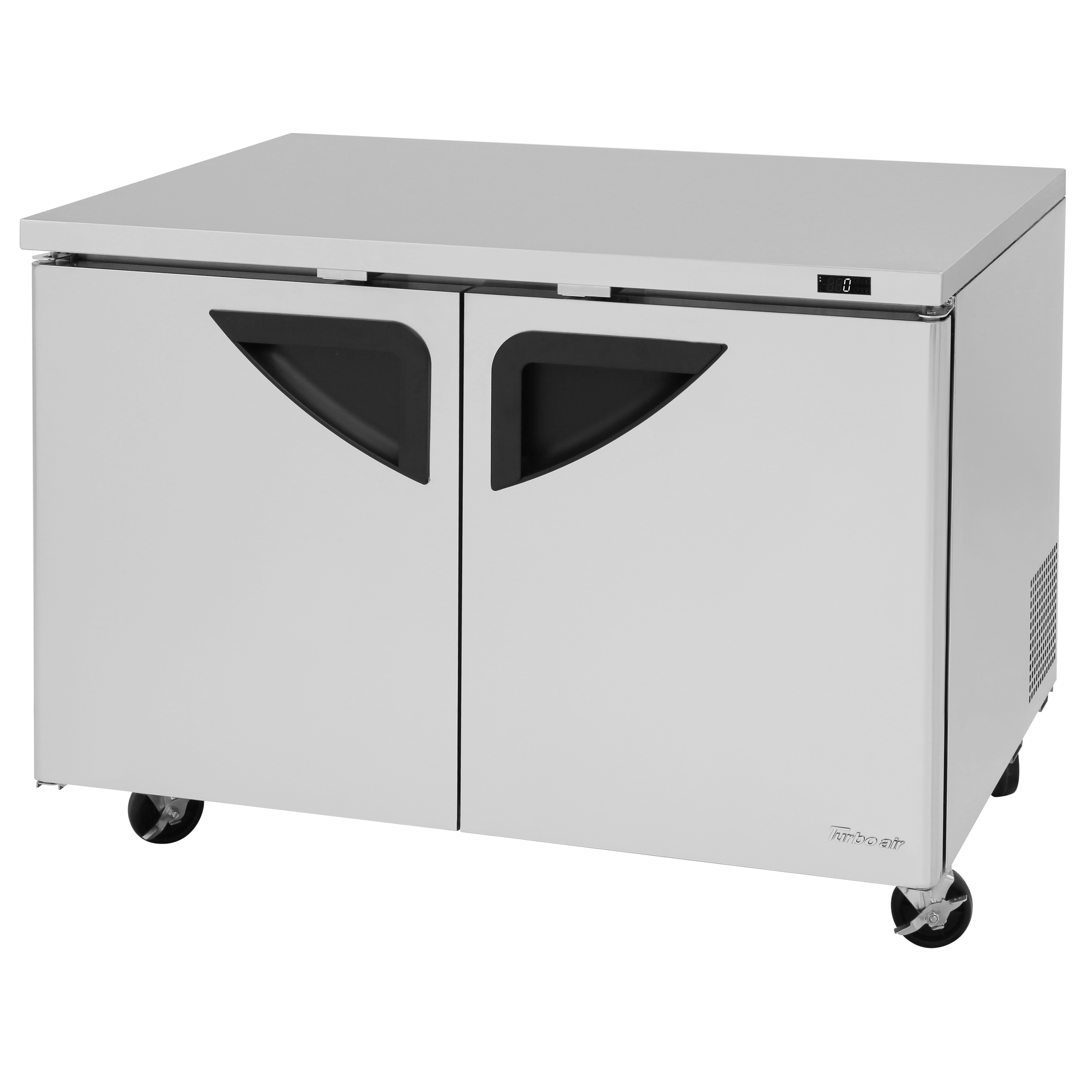 Turbo Air TUF-48SD-N freezer, undercounter, reach-in