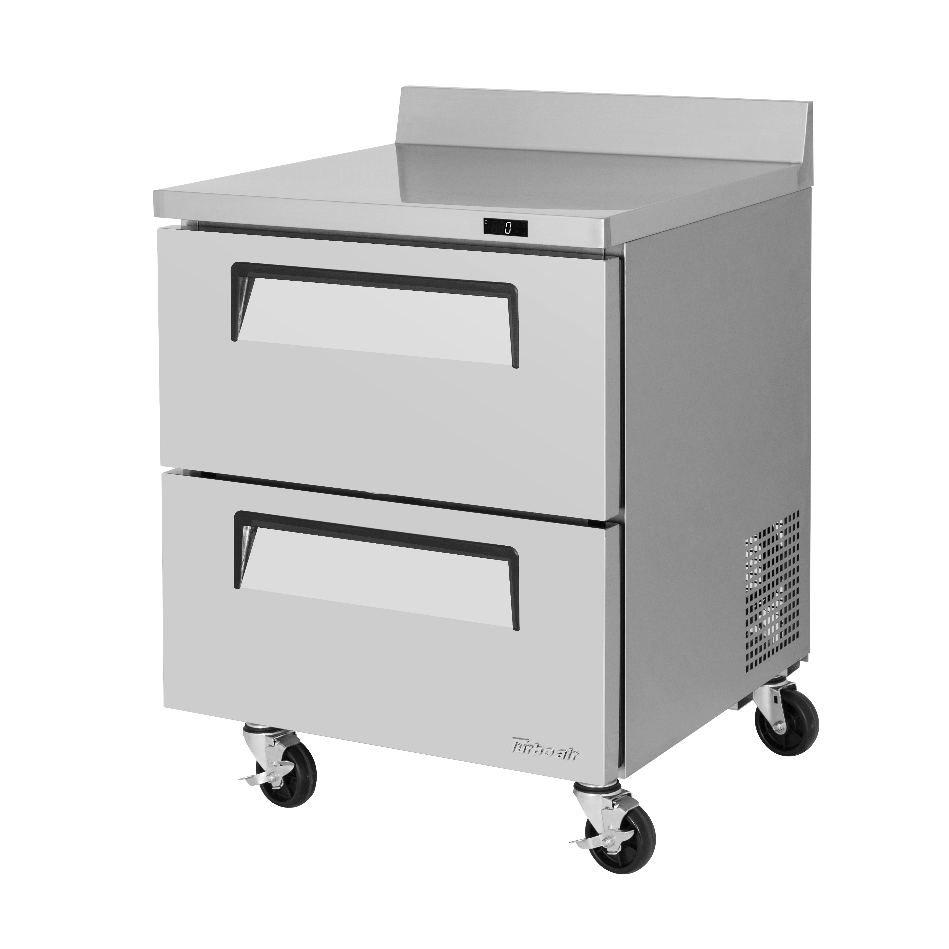 Turbo Air TWF-28SD-D2-N freezer counter, work top