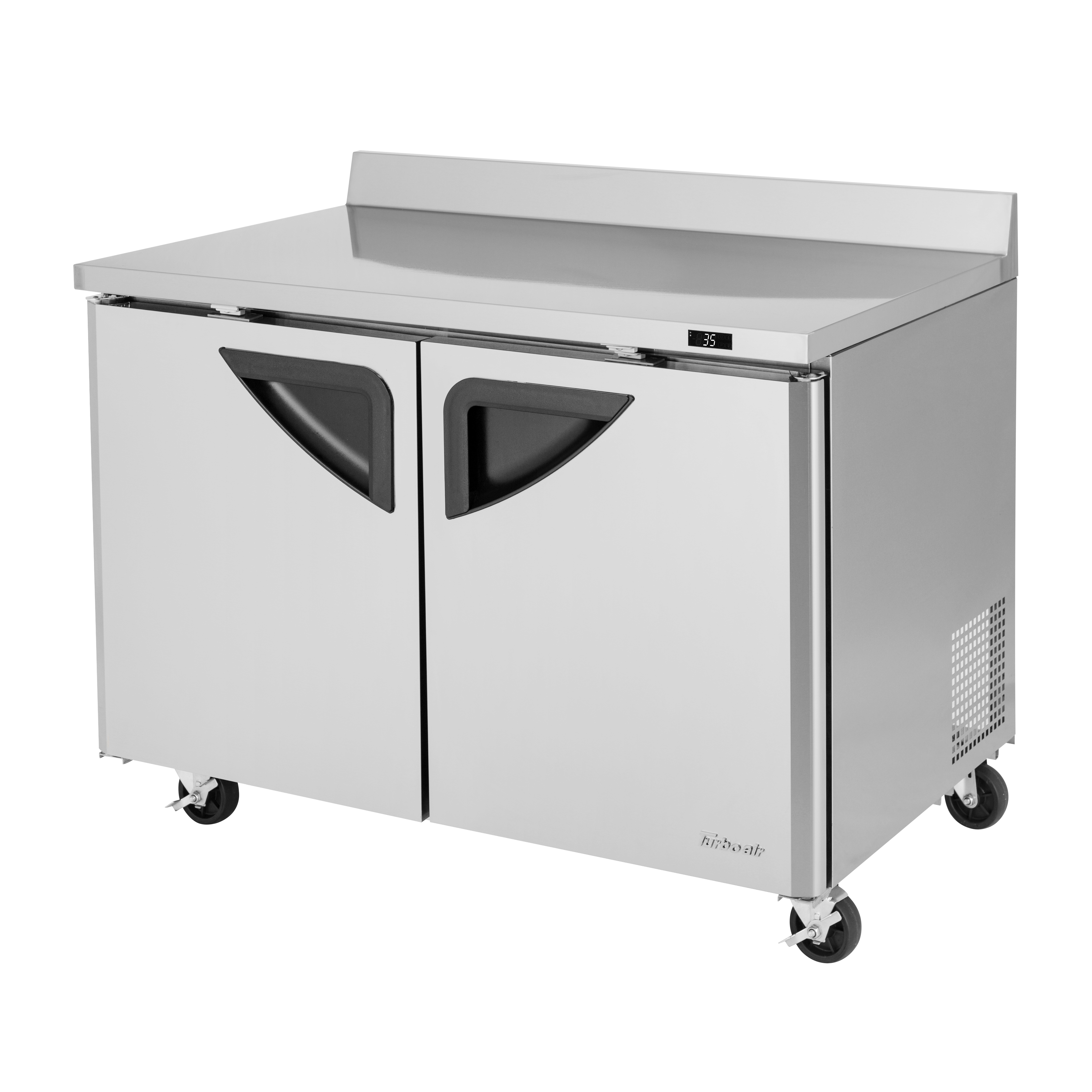 Turbo Air TWR-48SD-N refrigerated counter, work top
