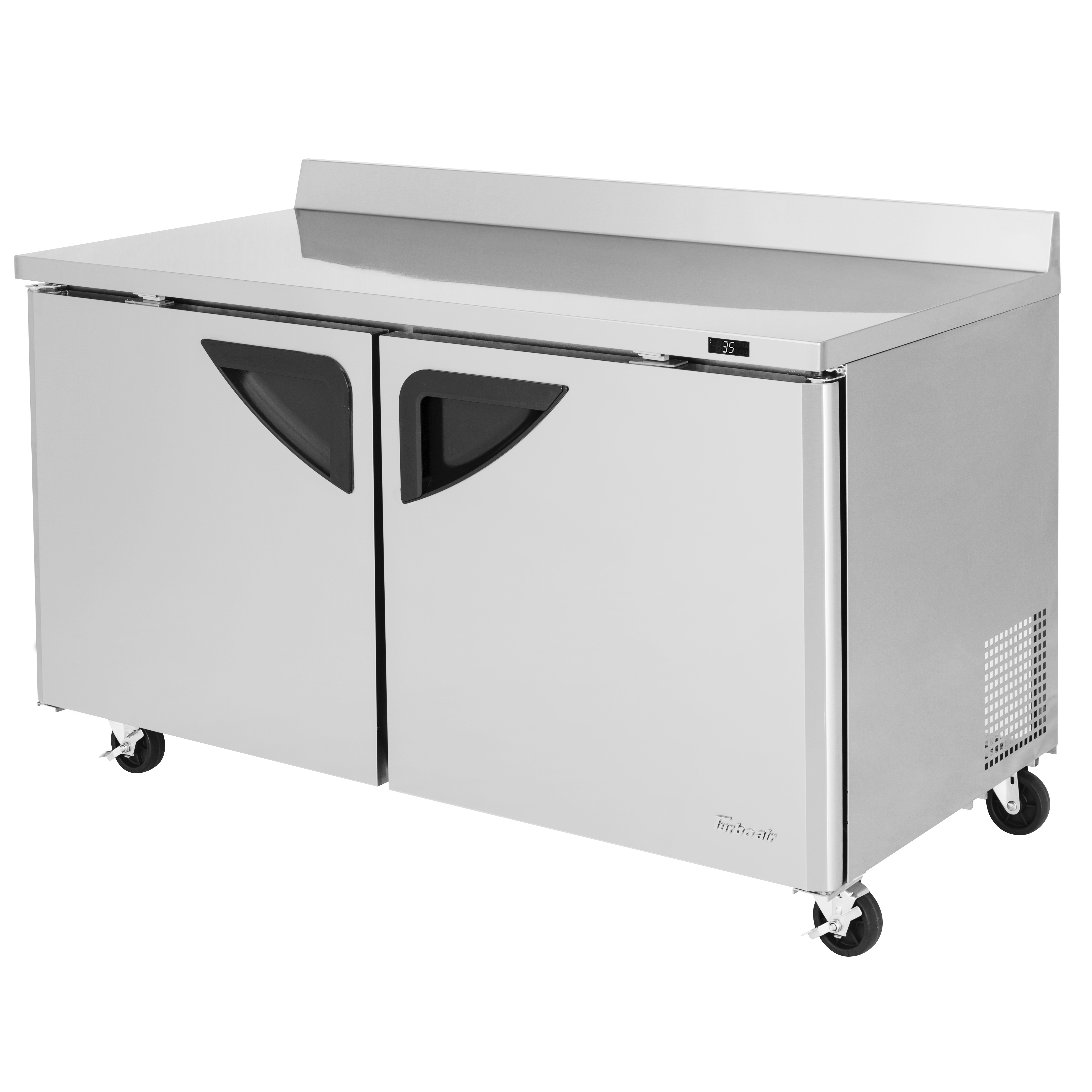 Turbo Air TWR-60SD-N refrigerated counter, work top