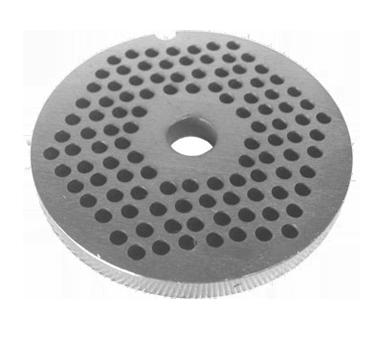 Uniworld Foodservice Equipment 822GP3/16 meat grinder plate