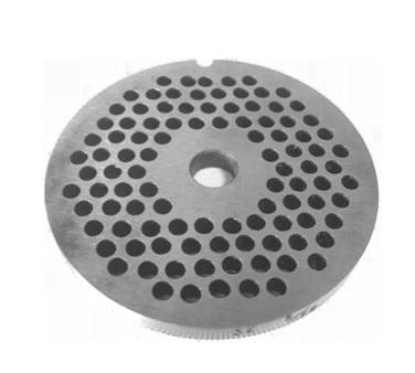 Uniworld Foodservice Equipment 832GP3/16 meat grinder plate