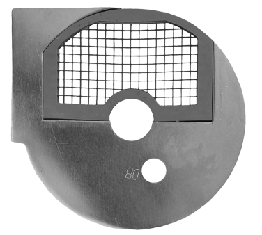 Uniworld Foodservice Equipment FP3-D12 food processor, disc plate, dicing