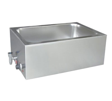 Uniworld Foodservice Equipment FW-1001DV food pan warmer, countertop