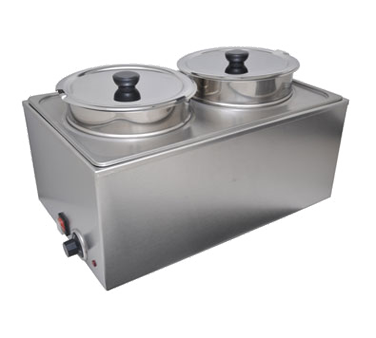 Uniworld Foodservice Equipment FW-1002 food pan warmer, countertop