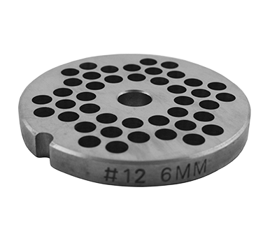 Uniworld Foodservice Equipment SS812GP1/4 meat grinder plate