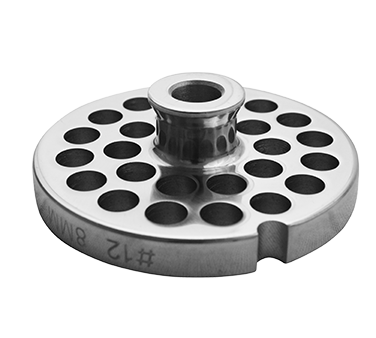 Uniworld Foodservice Equipment SS812GP3/8-H meat grinder plate