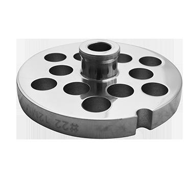 Uniworld Foodservice Equipment SS822GP1/2-H meat grinder plate