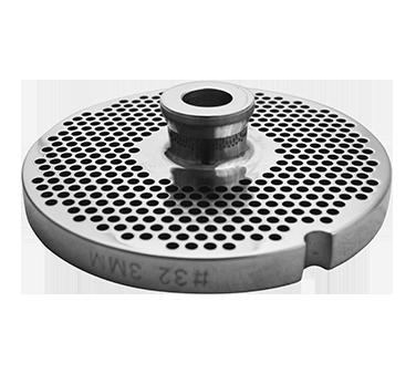 Uniworld Foodservice Equipment SS832GP1/8-H meat grinder plate