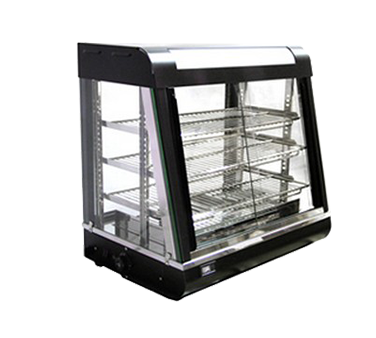 Uniworld Foodservice Equipment UDW-1 display case, hot food, countertop