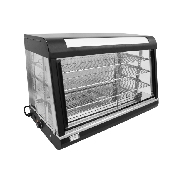 Uniworld Foodservice Equipment UDW-2 display case, hot food, countertop