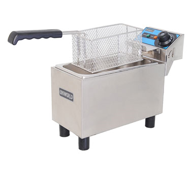 Uniworld Foodservice Equipment UEF-061L fryer, electric, countertop, full pot