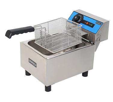 Uniworld Foodservice Equipment UEF-101 fryer, electric, countertop, full pot