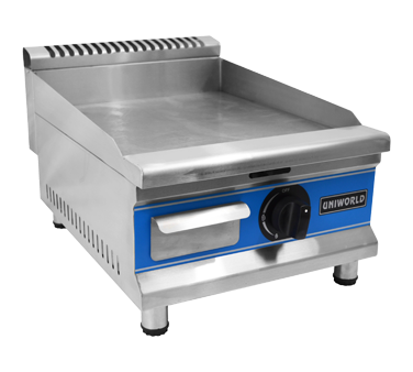 Uniworld Foodservice Equipment UGR-G16 griddle, gas, countertop