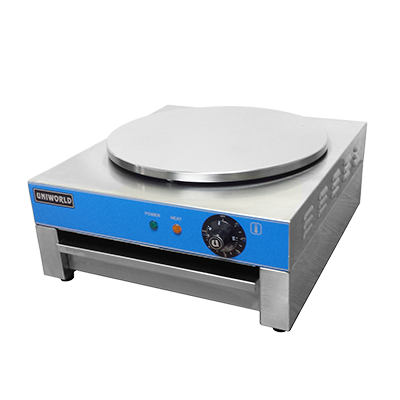 Uniworld Foodservice Equipment UMPE-CH crepe maker
