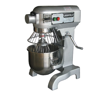 Uniworld Foodservice Equipment UPM-10E mixer, planetary