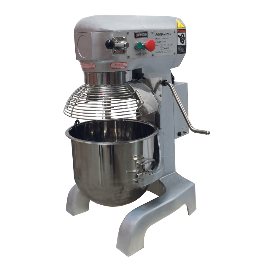 Uniworld Foodservice Equipment UPM-B20-3 mixer, planetary
