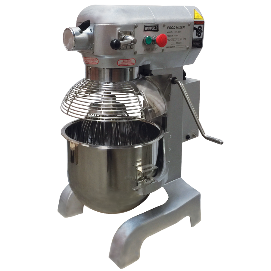 Uniworld Foodservice Equipment UPM-B20E mixer, planetary