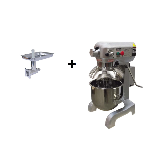 Uniworld Foodservice Equipment UPM-B20EC mixer, planetary