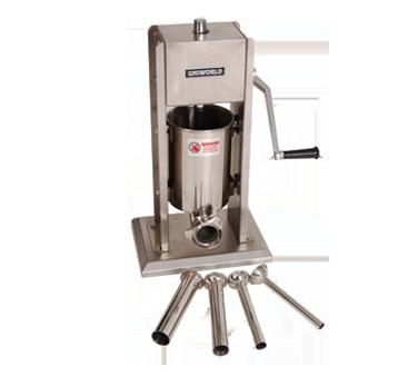 Uniworld Foodservice Equipment USSC-DL3 sausage stuffer, manual