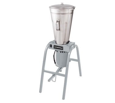 Uniworld Foodservice Equipment UTI-TD15 blender, food, floor model