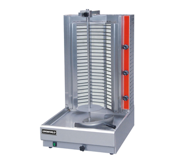 Uniworld Foodservice Equipment VBR-3 vertical broiler (gyro), electric