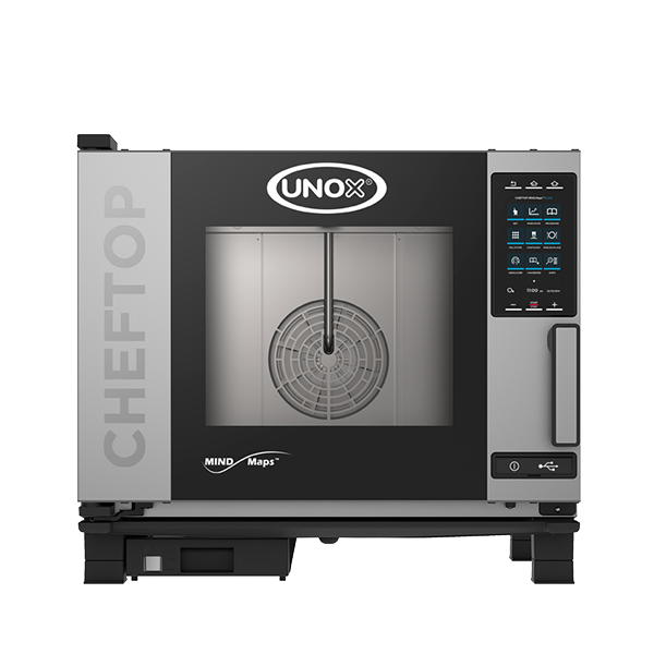 UNOX XAVC-0511-EPR combi oven, electric