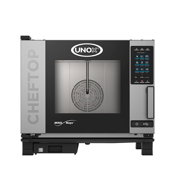 UNOX XAVC-0511-GPR combi oven, gas
