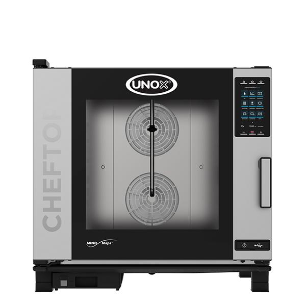 UNOX XAVC-06FS-GPR combi oven, gas