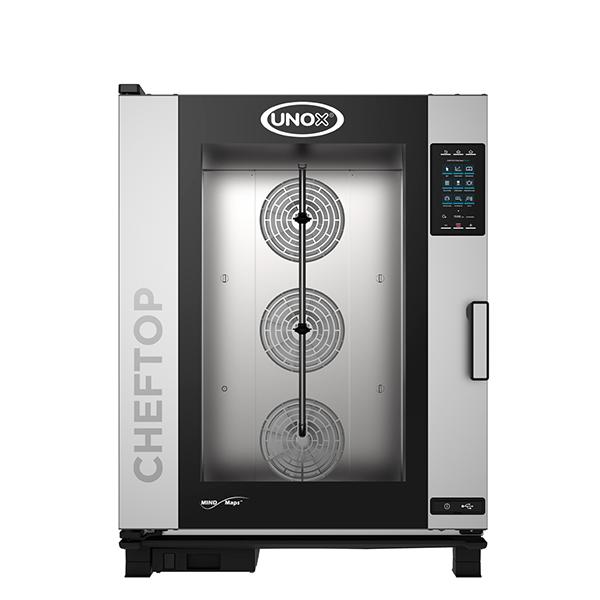 UNOX XAVC-10FS-GPR combi oven, gas