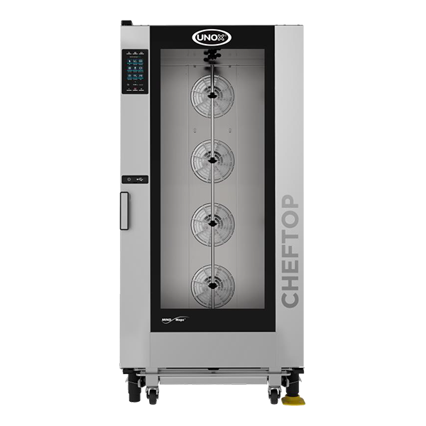 Unox XAVC-16FS-GPLM combi oven, gas