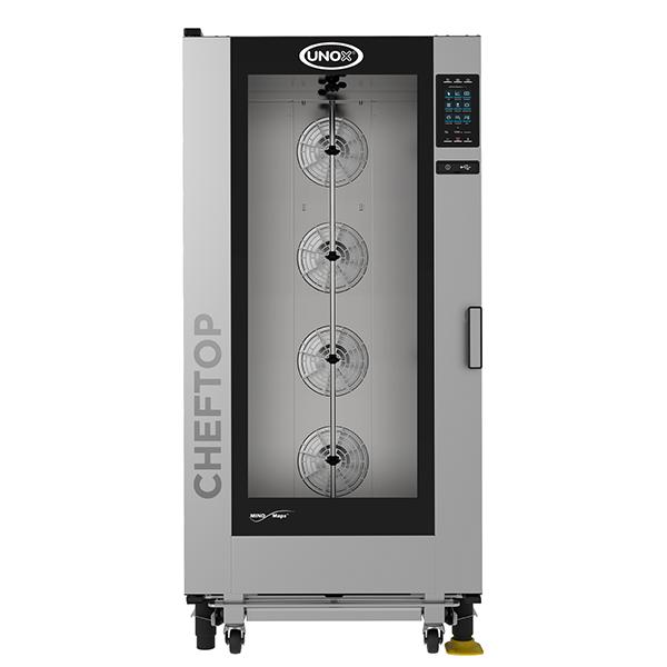 Unox XAVC-16FS-GPRM combi oven, gas