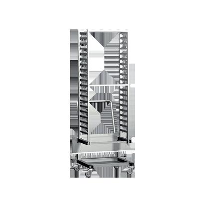 UNOX XAVTC-16FS trolley, oven steamer combi retherm