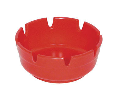 Crown Brands, LLC AST-4RD ash tray, plastic