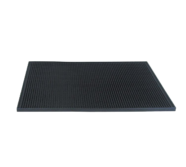 Crown Brands, LLC BSM-1218BK bar mat