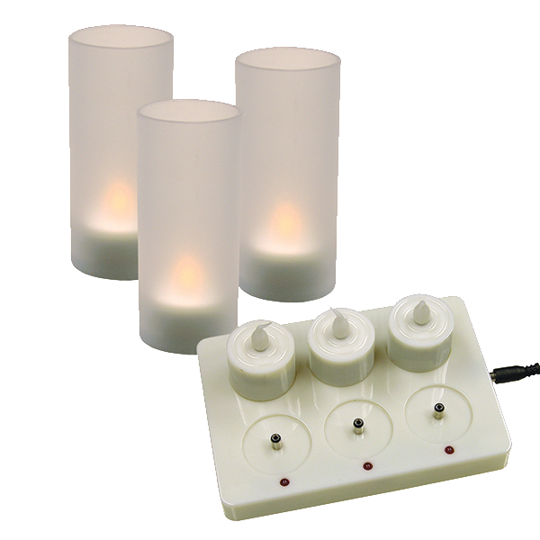 Crown Brands, LLC CDL-6S candle, flameless