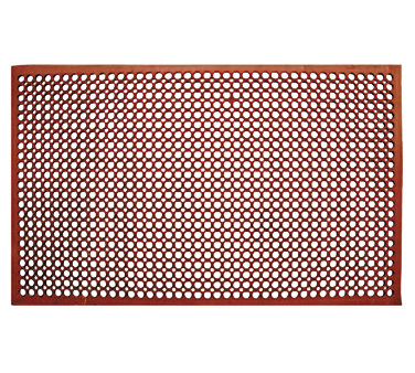 Crown Brands, LLC FM-35R floor mat, anti-fatigue